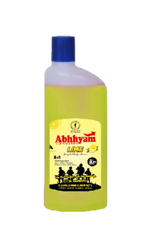 ardh sainik india disinfectant surface cleaner lime 500ml