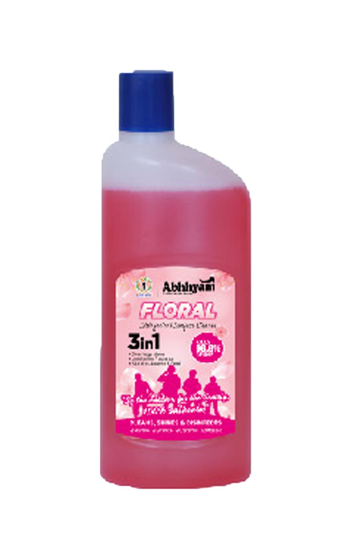 ardh sainik india disinfectant surface cleaner floral 500ml